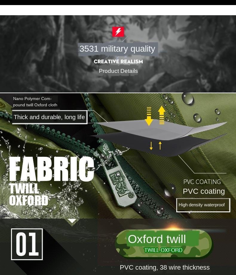 X7ARF onWW3 дождевик цельный водонепроницаемый износостойкий взрослый плащ мужской утолщенный длинный патрульного Sanita моды ткань Оксфорд Оксфорд ткань