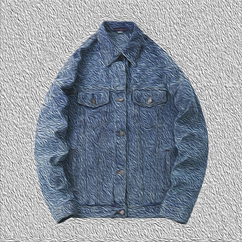 Giacca Mens Jeans Moda Lettere Giacche Ricamo su Indietro Stampa cappotto del denim 2020 nuovi bombardieri Asiatica Misura Top Quality