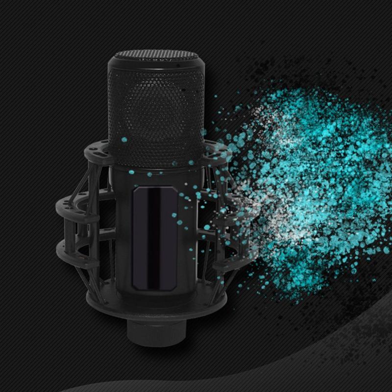 Microfono Kit Plug-and-Play del telefono mobile microfono del computer condensatore cardioide