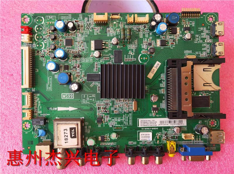 Pour Led48c910dj Main Board 40 ms99l0-mab2hg écran Lvf480sstm