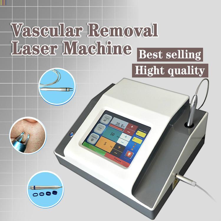 2020 Новое прибытие !! 3In 1 Паук Vein Удаление 980nm лазерная машина паук Vein Therapy 980 Нм Диодный лазер красоты оборудование