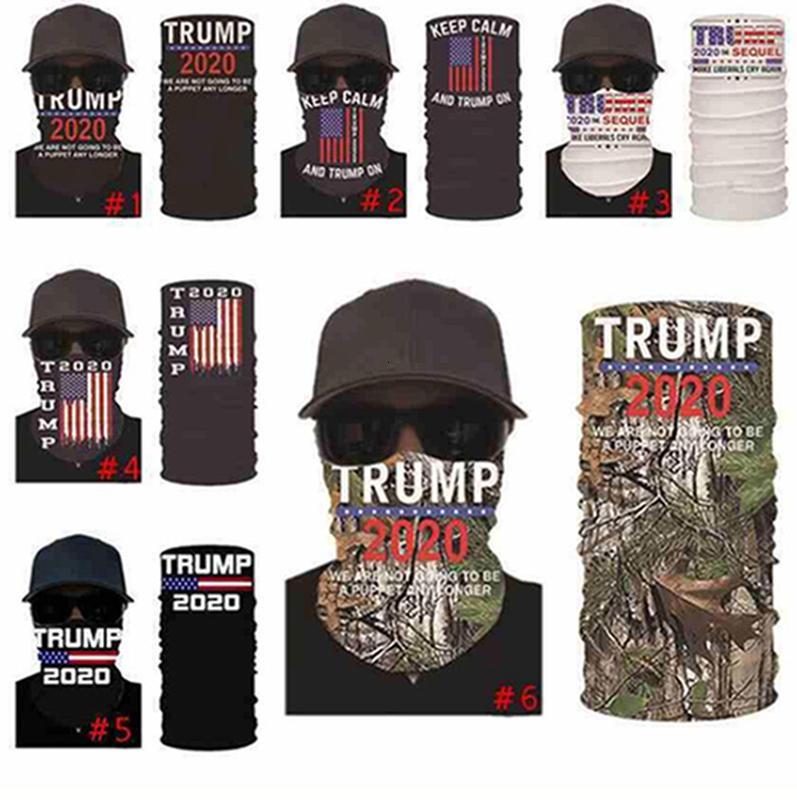 Американского Trump Маска Выборы Печать Тюрбан Suncreen Магия Kerchief шарф Dustpoof шарфы гулянка маска IIA427