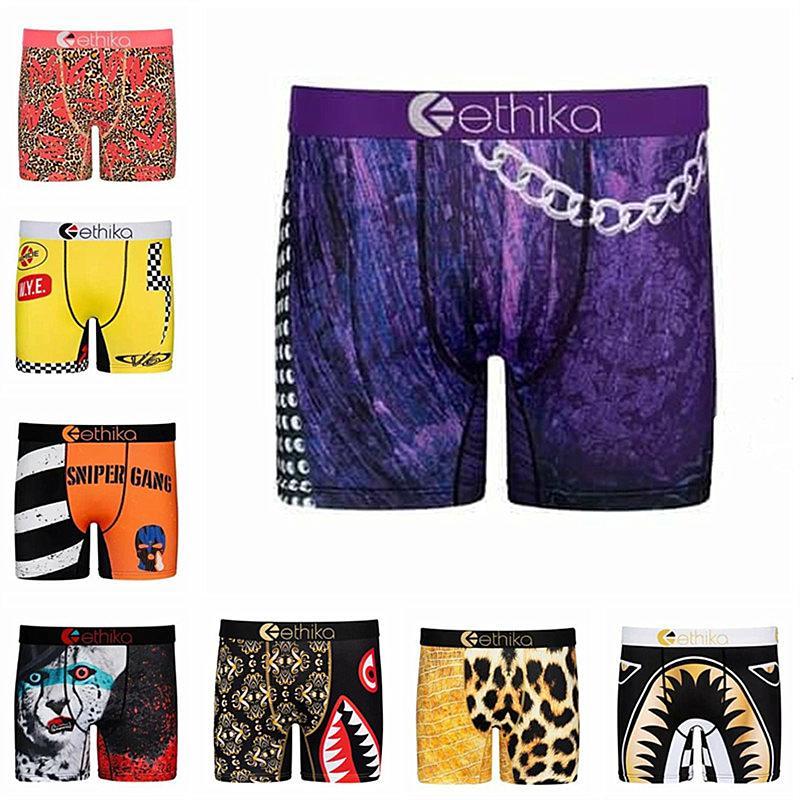ملابس داخلية أزياء الرجال السروال السباحة الزهور الطباعة بوكسر الرياضة الفني جاف سريعة سراويل داخلية سراويل اللباس الداخلي للمرأة ملابس الشاطئ 2020