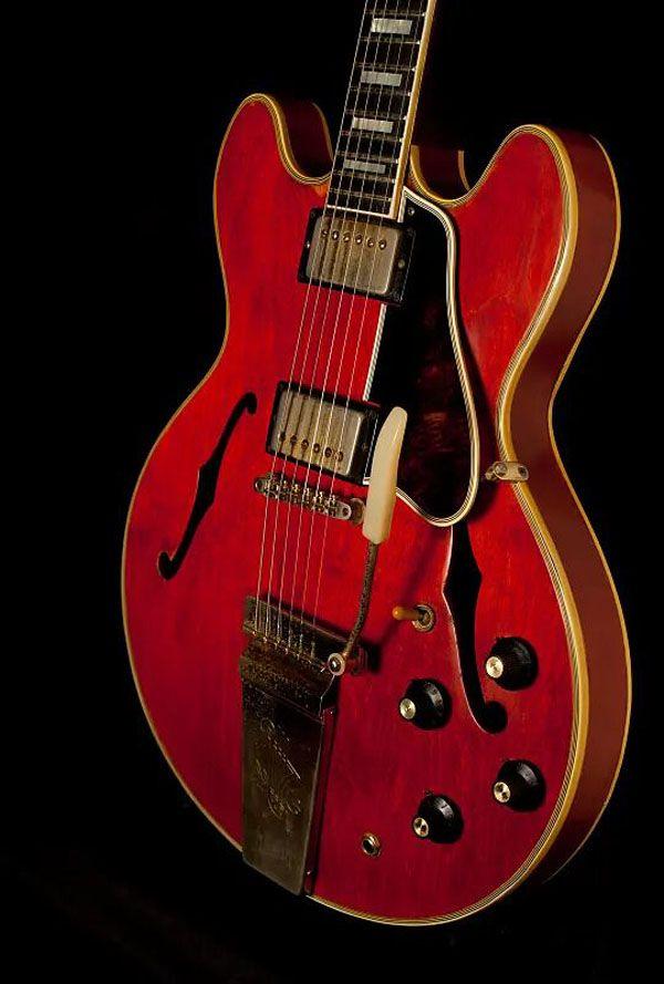 Качество Электрическая гитара на заказ пожилые / реликвии джазовые гитары