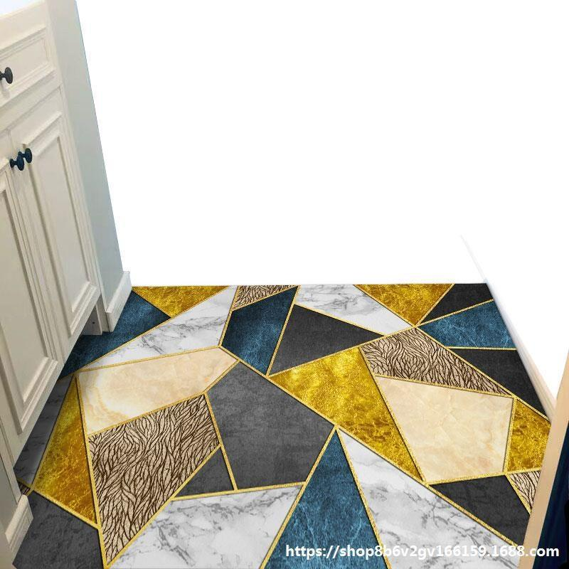 sala de puerta planta de entrada del pedal de la alfombra alfombra alfombra de aseo del hogar entrada estera pies