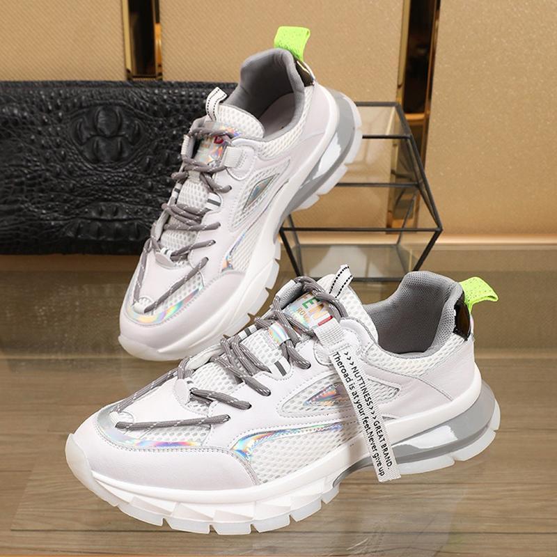 Новое прибытие Мужской обувь высокого качества ретро Дизайнерская облегченная обувь Shaspet Vintage кроссовки Lace -До Повседневные Мужская обувь Zapatillas HOMBRE