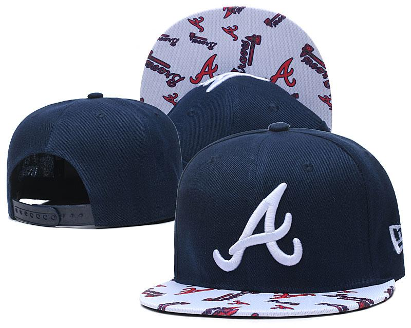 Atlanta fashion hat Braves travel new individual fashion outdoor travel sports baseball caps for avant-garde men and women