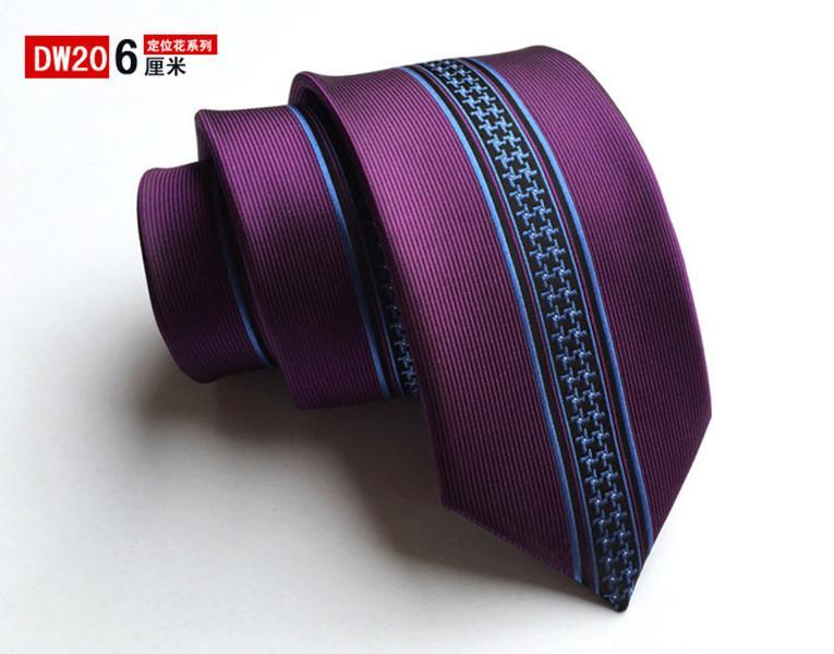 الرجال الكلاسيكية الحرير التعادل الرجال نوى الأعمال نحيل العريس ربطة العنق ل حفل زفاف دعوى قميص العلاقات هدية D20