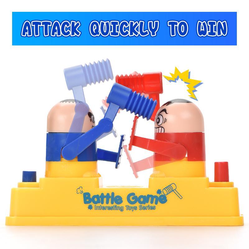 Giocattolo del capretto 32PCS / box doppio Interessante battaglia gioco all'inizio formazione gioca Intrattenere Interazione regalo Gioco doppio Gioco di Battaglie