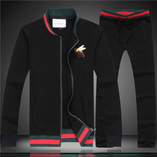 2020ssTracksuit Мужчины Set Письмо Спортивная Sweatsuit Мужской Пот Трек пиджак толстовка с Брюки мужские Спортивные костюмы Plus Si20 #