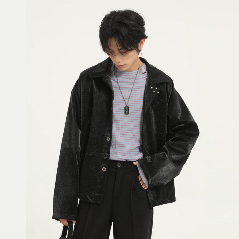 Maschio Donne Coppia Primavera Autunno Harajuku di Hip Hop del cappotto Capispalla Streetwear Moda casacca casuale