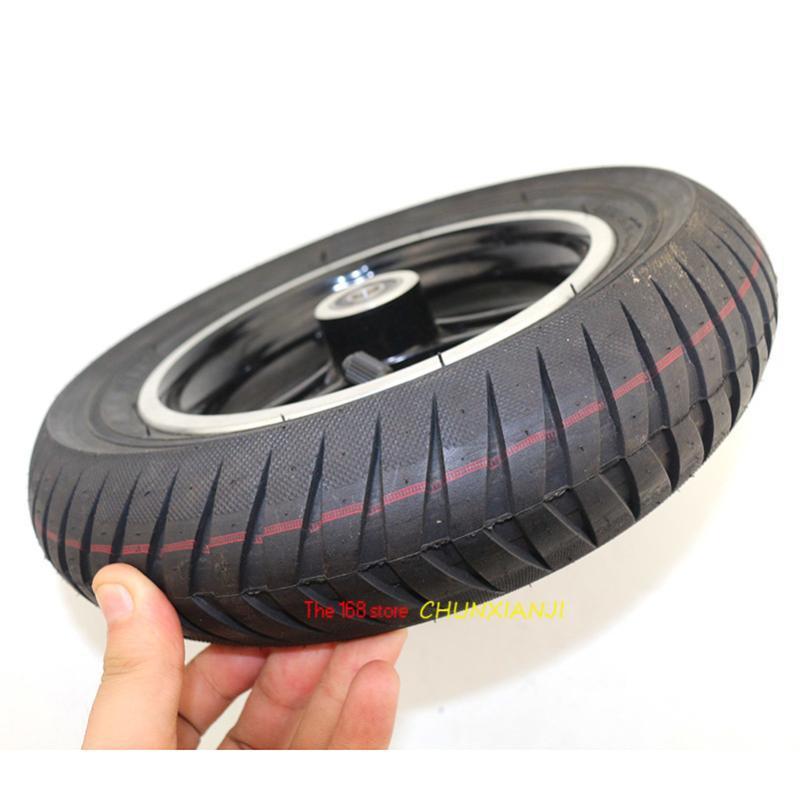 Хорошее качество 10x2.5 шин и алюминиевый сплав колесо Подходит для электрических скутеров Balancing Car10 * 2,50
