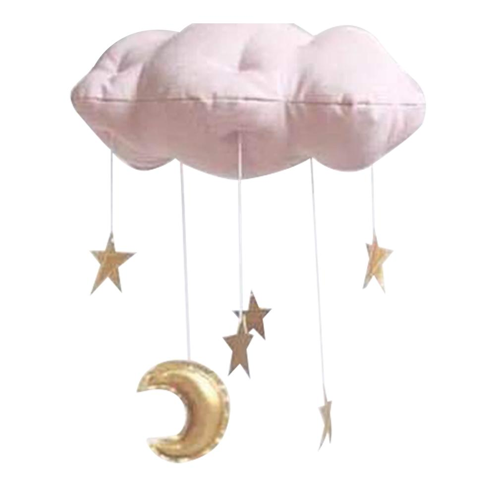Ornament Hanging Decorations Ceiling Children Bedroom Gift Stars Cloud Pendant