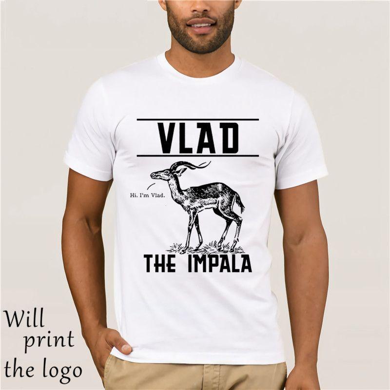 Drôle Vlad l'Impala mauvais jeu de mots T-shirt