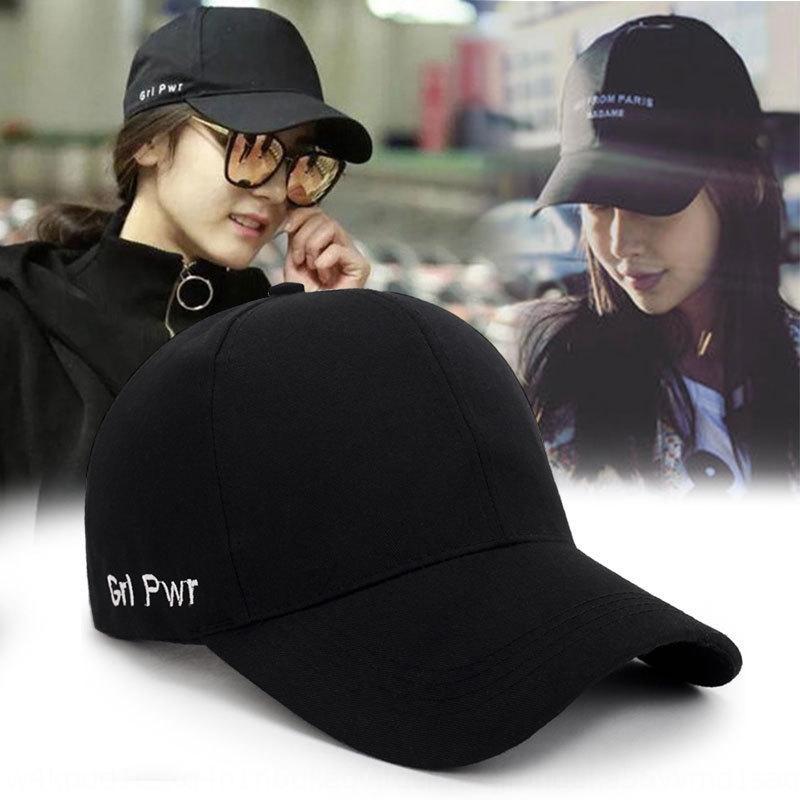 7xqVG Sommer der Frauen Spitz Baseball Baseball capcasual Allgleiches Schirmmütze koreanischen Stil trendy Sport Sonnenhut Herren-Sonnenhut Kappe