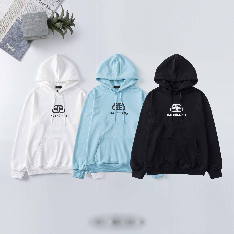 2020 Luxury Men's Hoodie Men's and Women's Letter Print Hoodie Sweatshirt Casual Hoodie Pullover Long Sleeve Size M-XXL