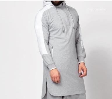 Hoodies Spring Hooded Casual Street Designer Sweatshirts Hiphop Tops Long Sleeved 19ss Autumn New Men Long