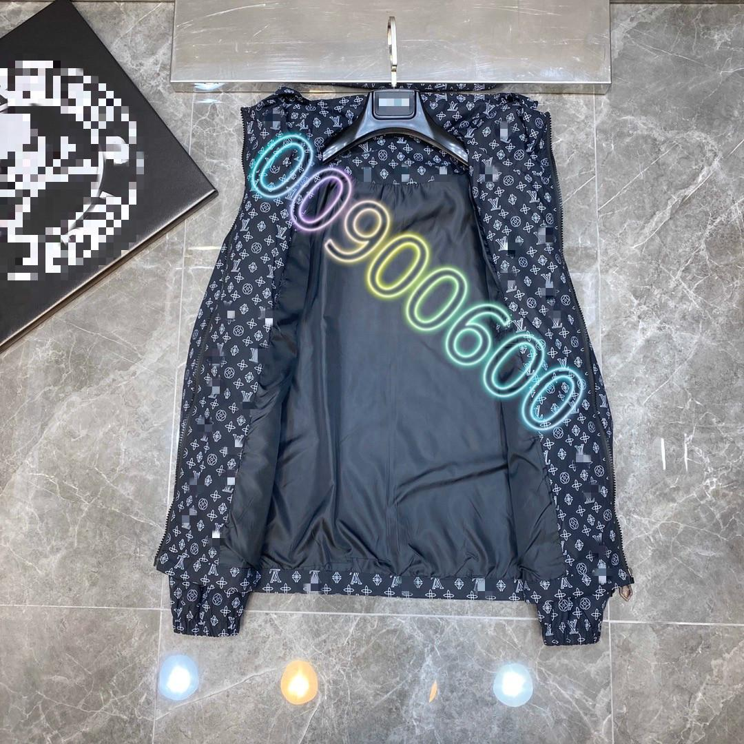 apuestos de los deportes de la moda de los hombres de la chaqueta de 2020 nuevos hombres de la chaqueta de alta gama casual de manga larga chaqueta de tendencia 0905 0007
