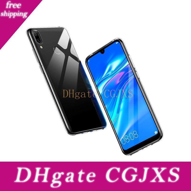 Jmjauv8m6g Pour Huawei Honor Phone Case 2019 étui souple en silicone pour iPhone couverture arrière cas de téléphone pour P20 Lite Huawei Maté 20 Pro Smartphone
