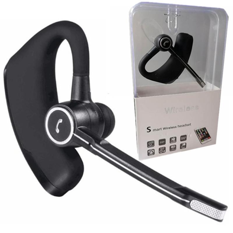 Hight Quality Bluetooth Cuffie CSR 4.0 Auricolare stereo Auricolare Business Auricolare con microfono Auricolari per controllo vocale con scatola di cristallo