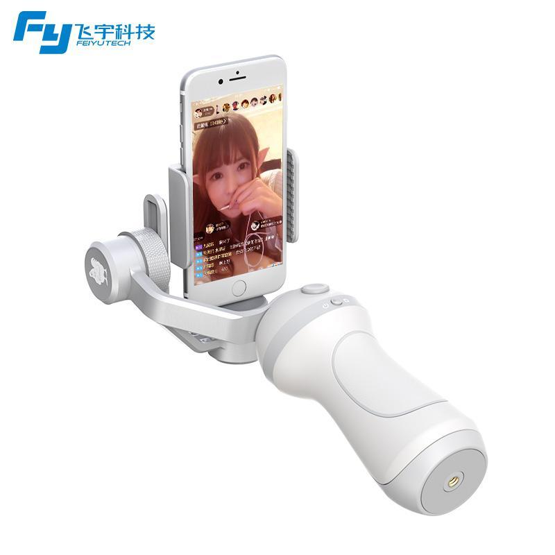 Cgjxs Feiyu Vimble C 3 Axis Mobile Gimbal Stabilizer Smartphone 3 -Axis Steadicam For Iphone Sumsung Huawei Vs Zhiyun Smooth Q