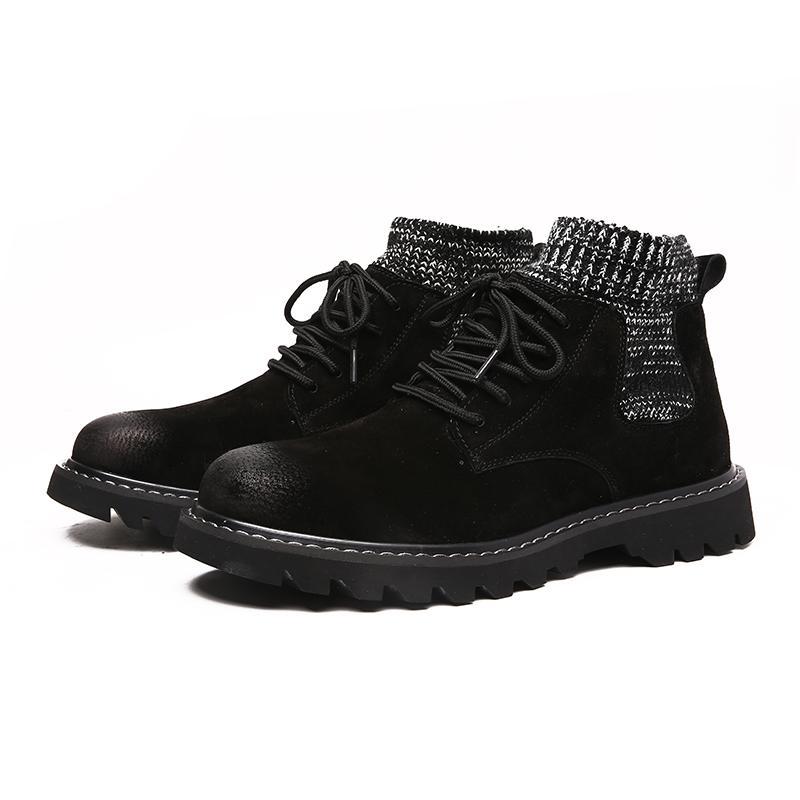 Sıcak moda ayakkabılar 2020 siyah Zapatillas spor ayakkabısı gündelik adam Sapato bahar Sneaker hombre de casuales bot satışı açık hava spor