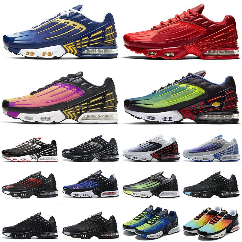 nike air max tn plus 3 zapatillas para correr Camo Gradient pack zapatillas deportivas para mujer para hombre zapatillas deportivas para caminar trotar