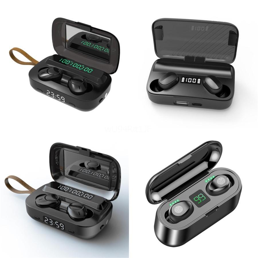 Портативный DT-1 TWS Наушники Беспроводной мини наушники Bluetooth Микронаушники Mobile Stereo Music HeadphoneBuilt микрофон Авто Сопряжение Наушники DH # 884