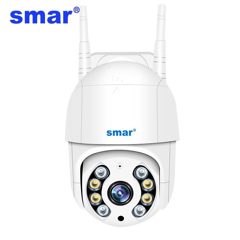 1080P Security Camera WIFI Outdoor PTZ Wireless IP Camera CCTV 4X Digital Zoom IR Network Surveillance Motion Voice Alert ICSEE