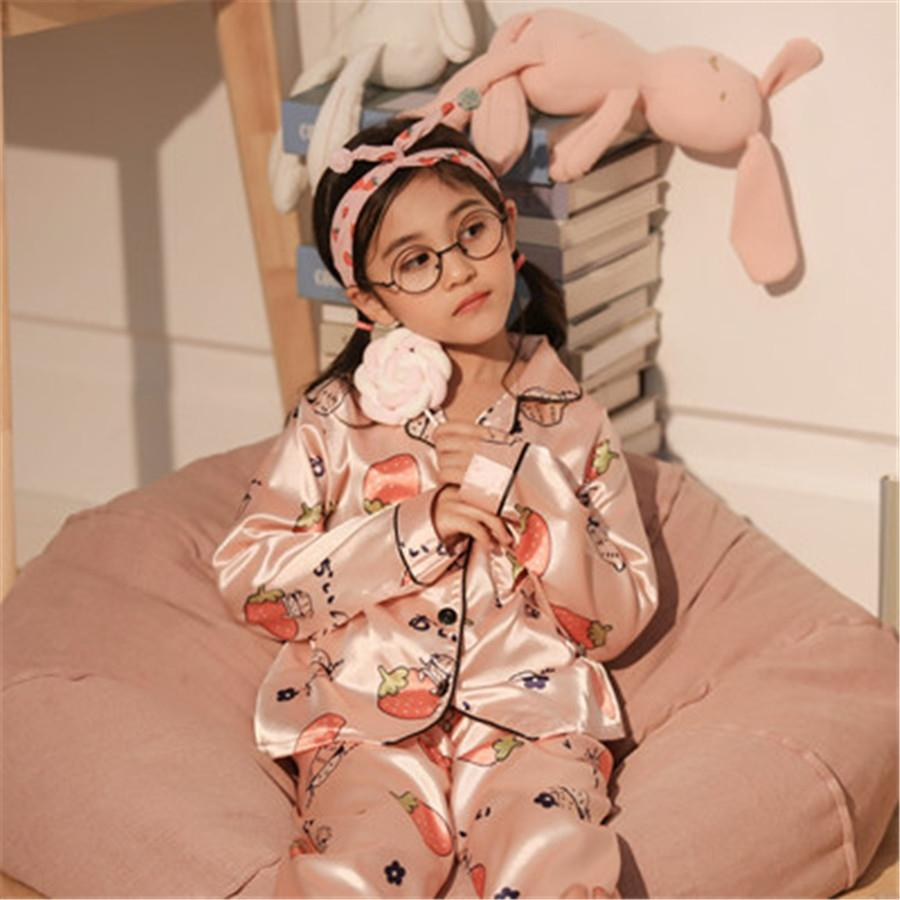 Paar aus Seide und Satin-Pyjamas Pyjamas Set Langarm Blume gedruckt Nachtwäsche Pijama Pyjamas Anzug Frauen und Mann Schlaf 2PC Set Bikini Plu # 761