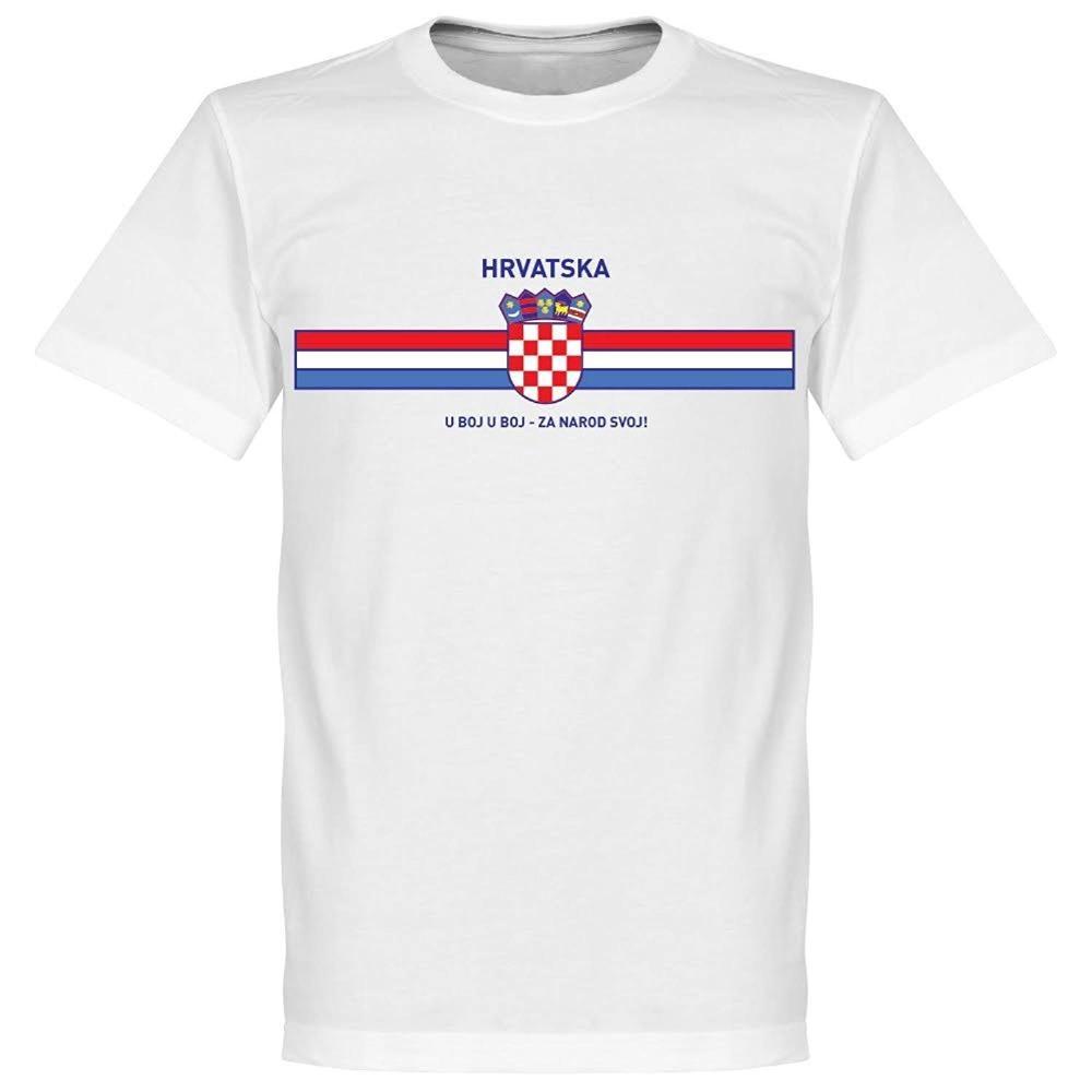 Croazia 2020 degli uomini di estate calciatore leggenda del calcio logo del marchio degli uomini Hrvatska o-collo sottile della camicia stampata in forma top a maniche corte