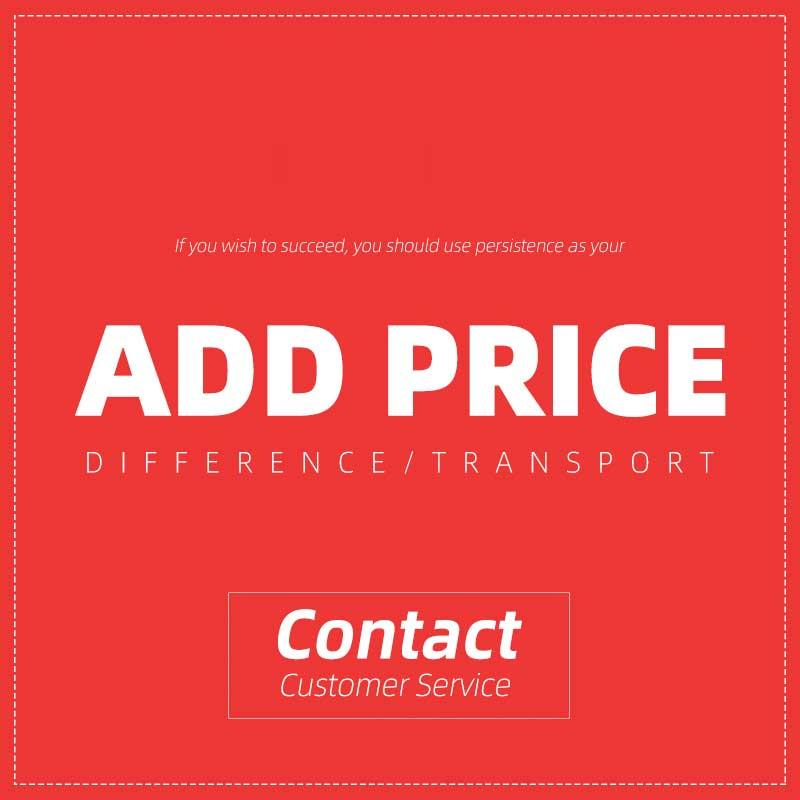 أضف الأسعار اذا كان المشتري تريد ترقية، اتصل بعد ذلك مع خدمة العملاء، وهذا الارتباط هو استخدام لتكلفة إضافية