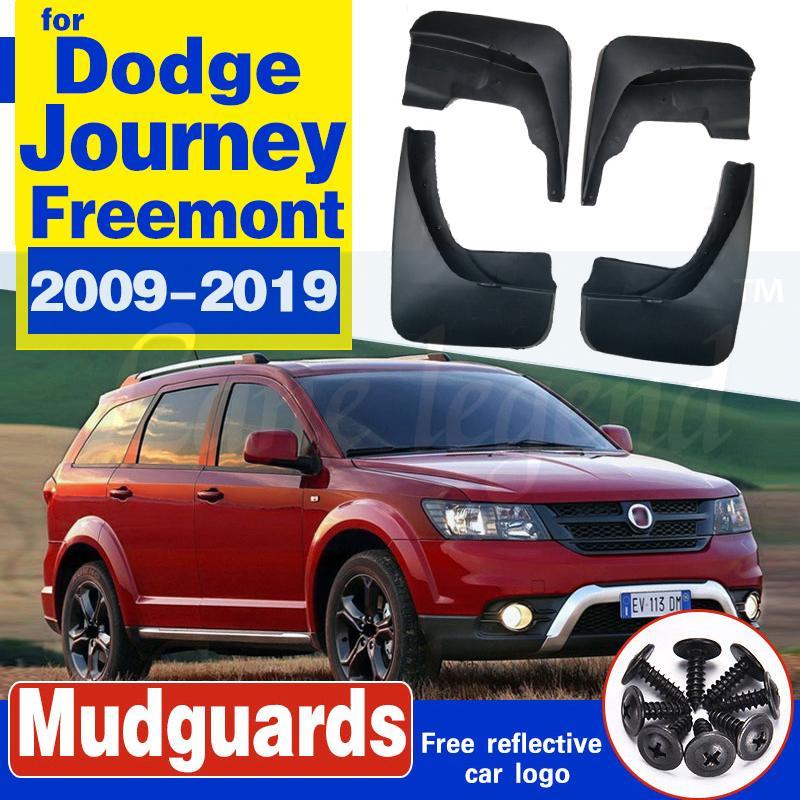Paçalık Paçalıklar Splash Guard paçalık Çamurluk Fender Ön Arka İçin Dodge Journey Fiat Freemont 2009 - 2019 2017 Araba Şekillendirme