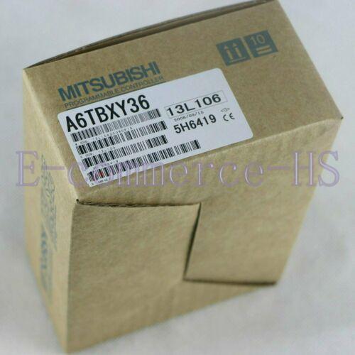 1PC New Mitsubishi A6TBXY36 PLC Terminal Board Free Shipping