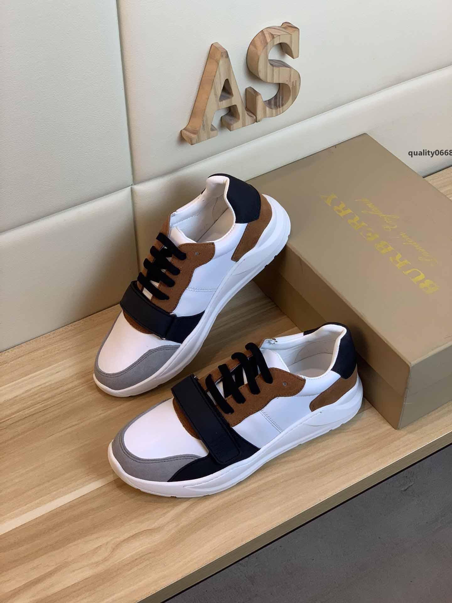 2020RF nuove Menmen comode scarpe casual imbarco di viaggio scarpe avventura all'aperto del tutto-fiammifero scarpe di tendenza originale scatola di consegna