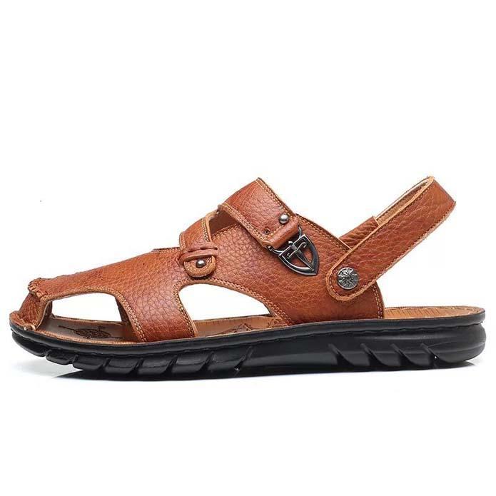 Moda Kadınlar Sandalet Yaz Flats Seksi gerçek deri platformu rsandals Flats Ayakkabı Sandal terlik Kadınlar Plajı'nın Ayakkabılar shoe008 P59