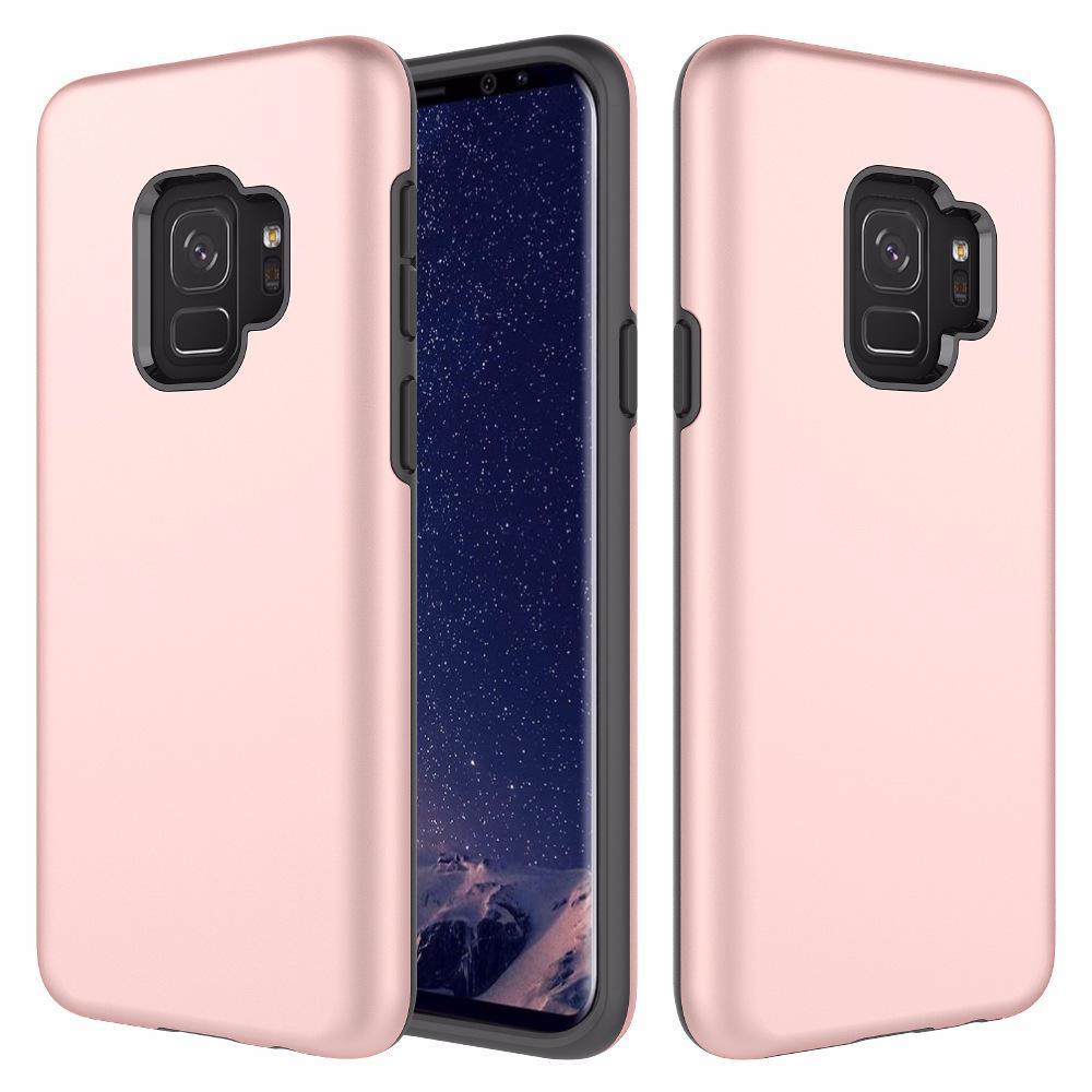 360 полный защитный чехол для телефона Samsung Galaxy S10 S10e Примечание 8 9 S8 S9 Plus A10E S20 Сверхтонкий броневой крышкой