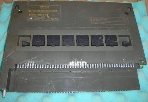 1pc Utilisé Siemens PLC 6ES7431-7QH00-0AB0 6ES7 431-7QH00-0AB0 # RS02