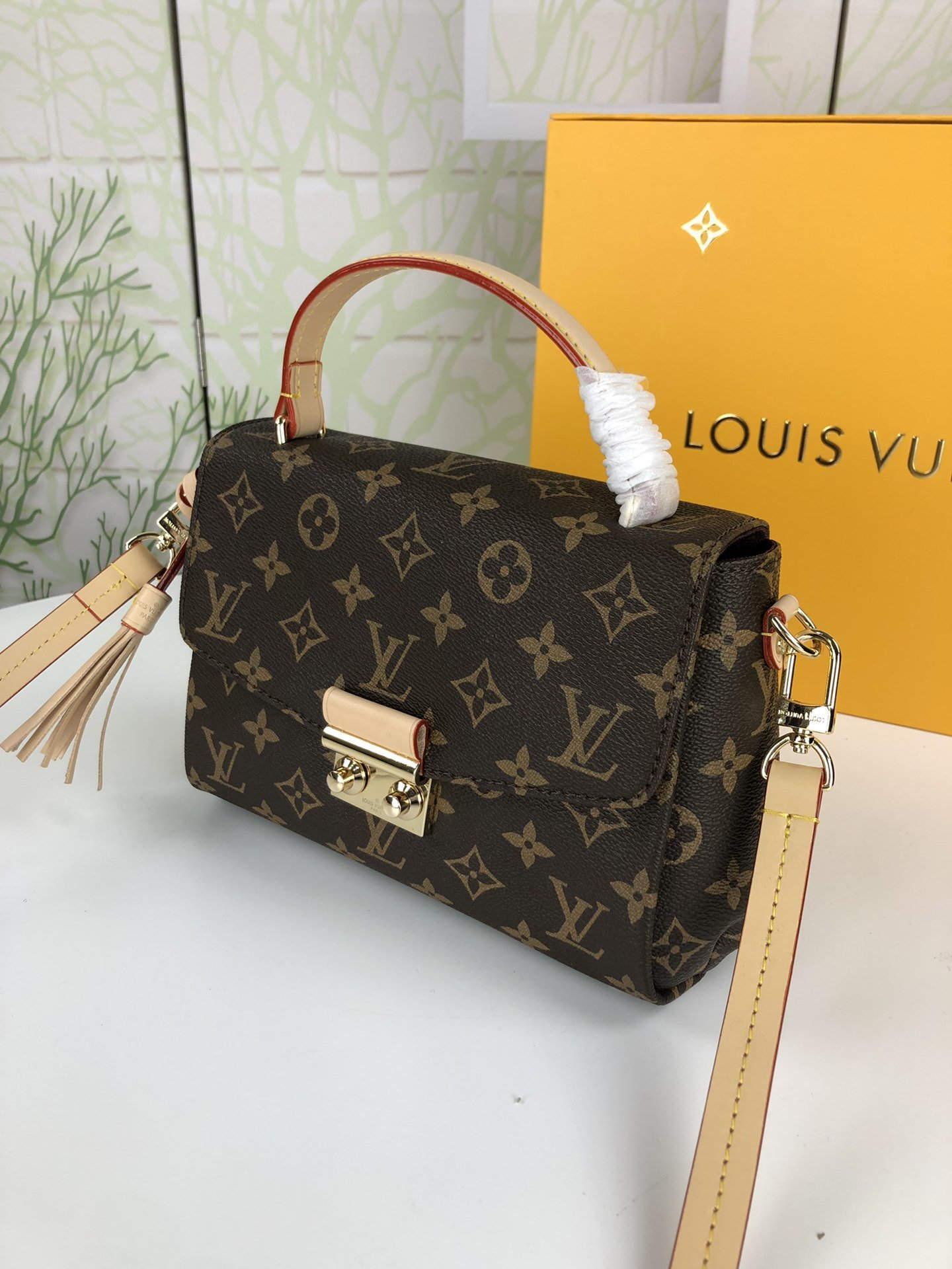 LV LOUIS VUITTON 2020 delle nuove donne di modo di alta qualità di lussoprogettistaLVLouis Bag Borse Nome europeaBorse a tracolla di marca delle signore 4158166