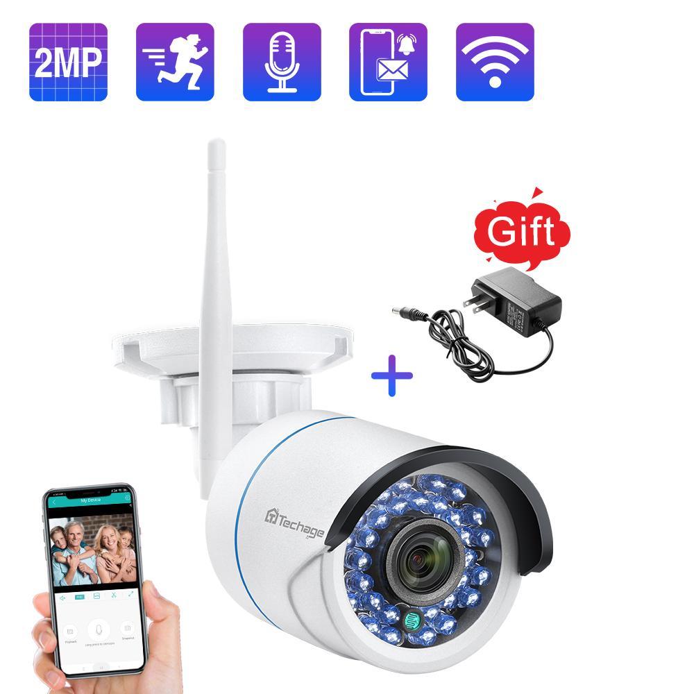 Wifi Camera Wireless IP CCTV Camera 1080P Night Vision Video Audio Sound SD Card Record Security CCTV Surveillance iCsee
