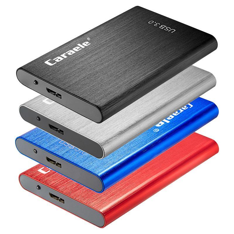 جهاز HDD 2.5 1TB محرك الأقراص الصلبة الخارجية 1TB 2TB التخزين القرص الصلب للكمبيوتر محمول HD 1 TB USB 3.0