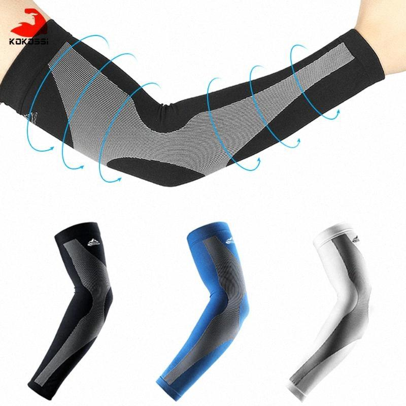 KoKossi 2ST UV Protect Fahrrad-Arm-Hülsen-Wärmer-Fahrrad-Basketball Arm-Hülsen-Mann-Sport-Abdeckung 19 PM#
