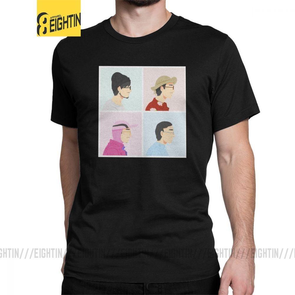 Pis Frank Joji Tişört Erkekler Pembe Guy T Gömlek Meme Japon Youtube Vintage Pamuk Tee Gömlek O Yaka Kısa Kollu Parti Elbise
