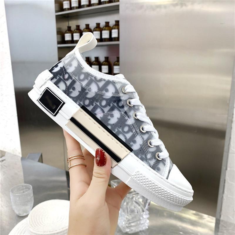2020 design de haute qualité originale vente à chaud DIOR dames chaussures de sport de jogging mode de luxe chaussures de sport en plein air Livraison gratuite