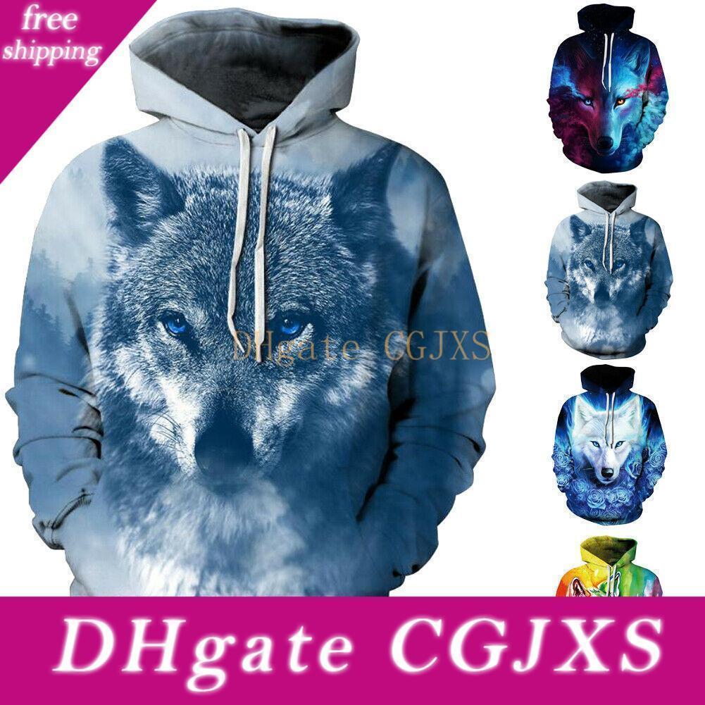 Moda Pop Erkek Hoodies Kazak 3d Kazak Kapşonlu Ceket Coat Factory Dış Giyim Jumper Ücretsiz Kargo Tops