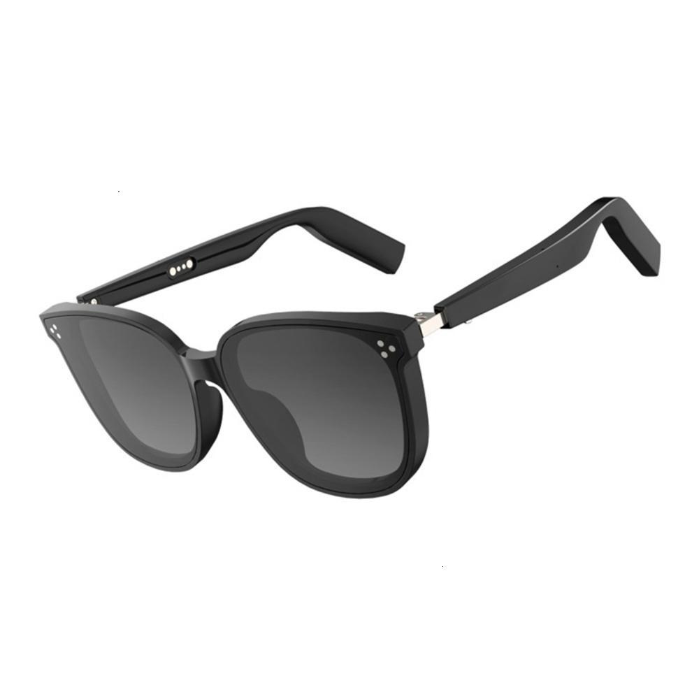 Мода очки Оправы Модные Ацетат поляризованные Музыка Аудио Смарт Bluetooth очки Солнцезащитные очки Солнцезащитные очки H56U