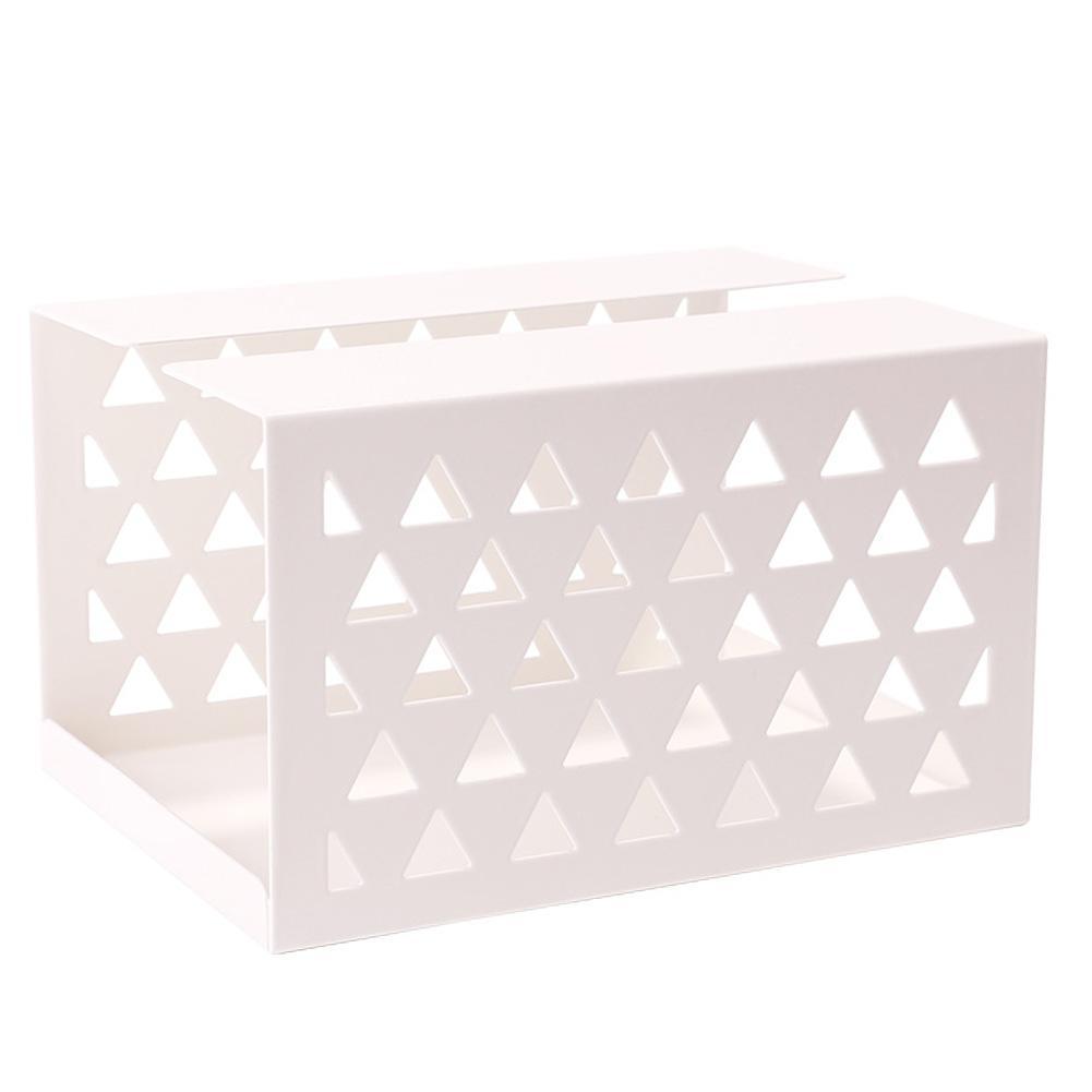 Отель Кузница Салфетка Storage Box Nordic Style выдолбленные держатель ткани