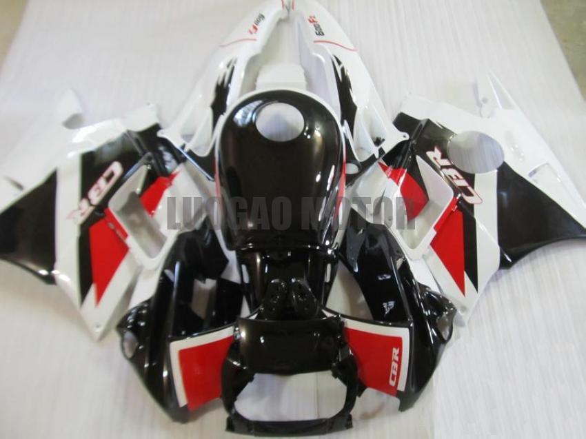 Обтекатели комплект + подарки для HONDA CBR600 F2 1991 1992 1993 1994 CBR600 91 92 93 94 CBR600 F2 91-94 корпуса крышки + ветровое #black RED WHITE # DH238