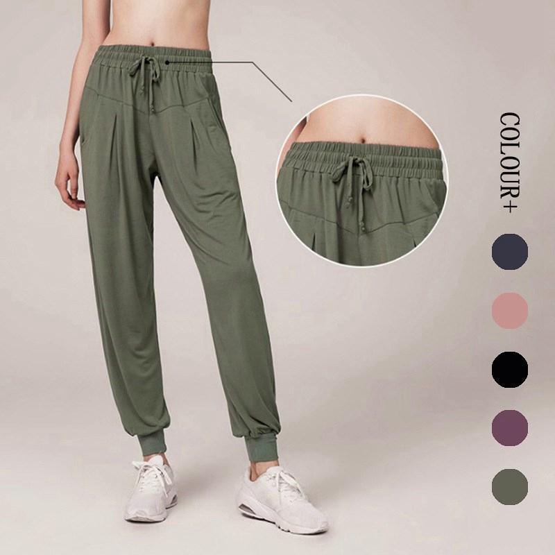 LU-18 Nuove pantaloni di yoga traspirante leggings yoga vestiti di yoga pantaloni casual abbigliamento sportivo all'aperto donne perdono