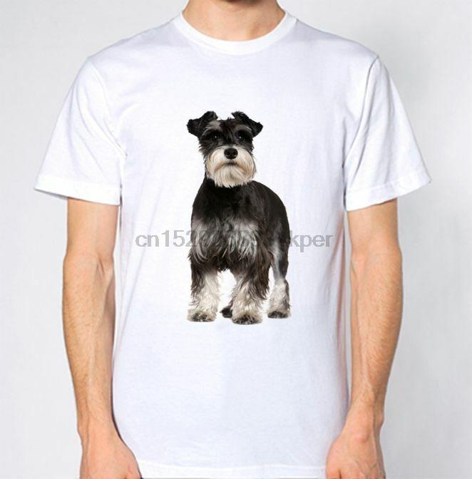Цвергшнауцер футболки